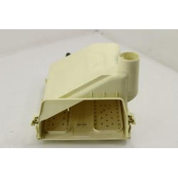 00289674 - 00289675 SIEMENS WK61420EU N°153 support supérieur et inférieur de la boîte à produit pour lave linge