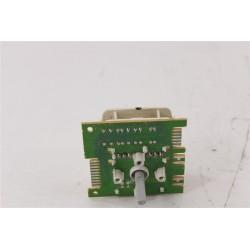 57X1455 VEDETTE TLA400 n°109 sélecteur de touches pour sèche linge