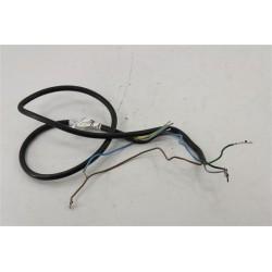 00626531 SIEMENS EH679MN27F/01 N° 3 cordon alimentation pour plaque de cuisson induction
