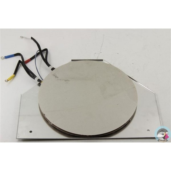 162000048 beko hii73402at n 33 foyer d28 cm pour plaque induction. Black Bedroom Furniture Sets. Home Design Ideas