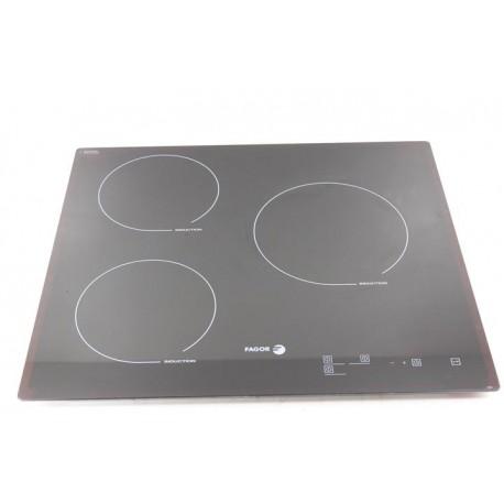 grande vente 1c652 83e9f 70X1543 FAGOR IFF-82R N° 3 dessus de verre pour plaque induction