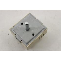 163900005 BEKO CSE67101GW n°44 régulateur d'énergie pour plaque électrique