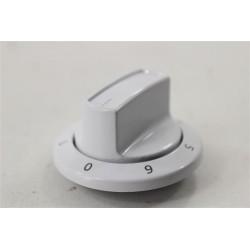 250315075 BEKO CSE67101GW n°60 bouton commutateur pour plaque électrique