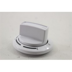 250315151 BEKO CSE67101GW n°64 bouton doseur énergie pour plaque électrique