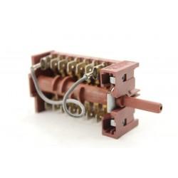 263900054 BEKO CSE67101GW n°47 multifonction commutateur de plaque électrique