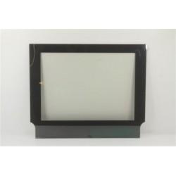 00470865 BOSCH HBN430220F/01 n°26 vitre intérieur pour four