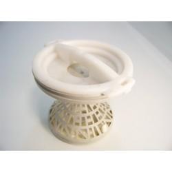 2124373 MIELE W 701 n°10 filtre de vidange pour lave linge