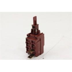 FAR L1539 N°219 Interrupteur pour lave linge