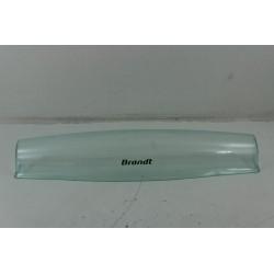 43X2460 BRANDT COA273WK n°58 capot de balconnet pour réfrigérateur