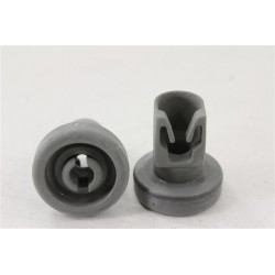 50286967000 ELECTROLUX ASF64013 n°29 Roulette de panier supérieur pour lave vaisselle