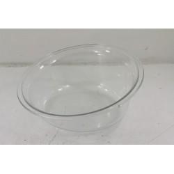 AS0025582 PROLINE PFL510W-F n°127 verre de porte pour lave linge