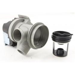C00111409 INDESIT ARISTON n°46 pompe de vidange pour lave linge