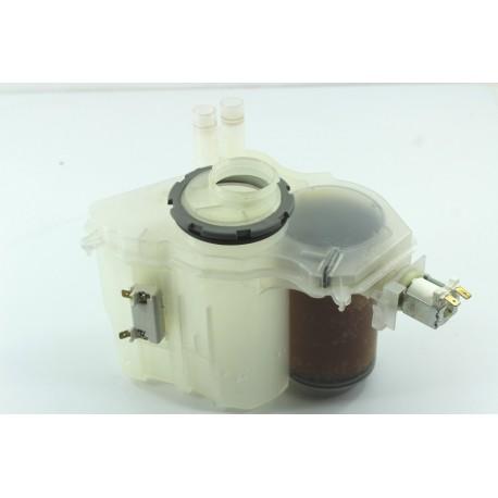 1752300100 beko dfs2501 n 65 adoucisseur d 39 eau pour lave for Lave vaisselle sans eau
