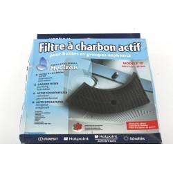 C00095231 INDESIT n°4 filtre a charbon 260x135x26mm pour hotte