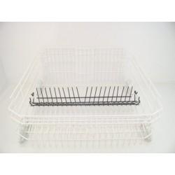 C00094232 ARISTON LV660ABK n°1 panier inférieur de lave vaisselle