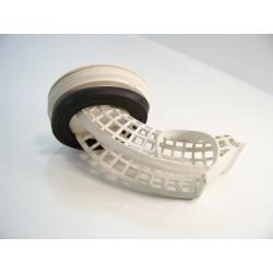 3541102509 FAURE LFC579 n°25 filtre de vidange pour lave linge