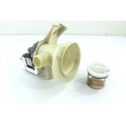 481236018577 WHIRLPOOL LADEN n°150 pompe de vidange pour lave linge