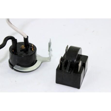 43X0985 BRANDT C3220Z n°15 relais + coupe circuit de démarrage pour réfrigérateur