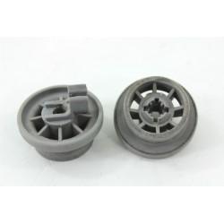 C00260820 INDESIT DFP273SFR n°13 roulette inférieur pour lave vaisselle