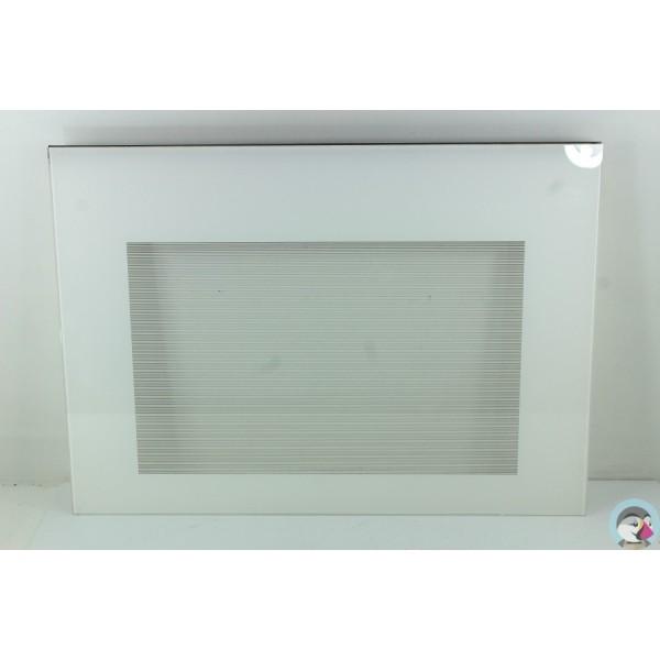 74x2153 brandt gb620 3 n 42 vitre avant pour porte de four. Black Bedroom Furniture Sets. Home Design Ideas