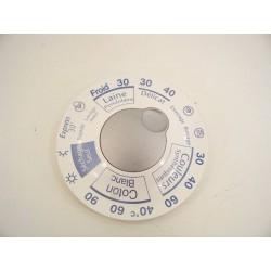 52X0668 THOMSON TES133 N°34 Bouton de lave linge