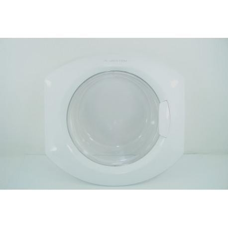 C00116553 ARISTON AMD145 n°8 Porte pour lave linge