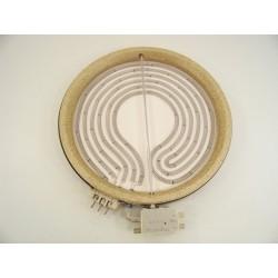 foyer radiant 2100 W n°19 pour plaque vitrocéramique