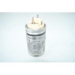 51280038202 FAURE LSK30 n°98 Condensateur 9µF pour sèche linge
