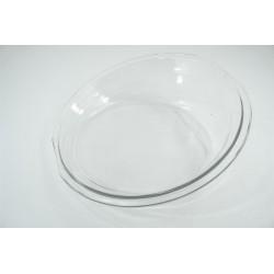 47000576 SELECLINE WM1275 n°30 Verre de hublot pour lave linge