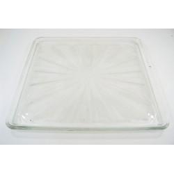 N°46 Plateau en verre pour four micro-ondes 49X36.4cm