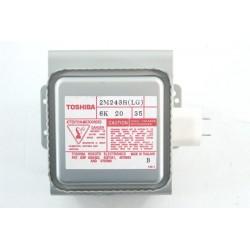 40745 LG MP-9485SB n°14 Magnétron 2M248H pour four à micro-ondes