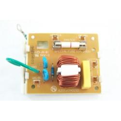 671C57 LG MP-9485SB n°17 Platine de puissance de four à micro-ondes