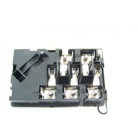 0a107120 Brico Depot 343562 N27 Bornier Dalimentation Pour Plaque Vitrocéramique