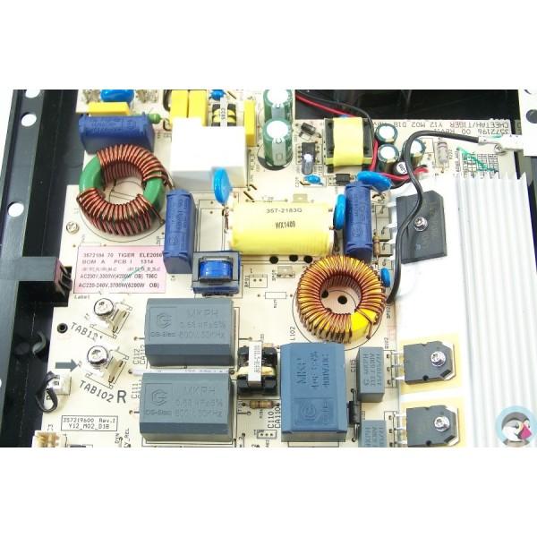 ELECTROLUX EHH6332FOK n°57 Module de puissance pour plaque induction