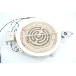 C00125328 SCHOLTES THL790 n°93 Foyer halogène diamètre 16.5cm pour plaque de cuisson