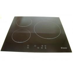 49022717 CANDY CI630C/1 N° 4 Dessus de verre 59X52cm pour plaque induction