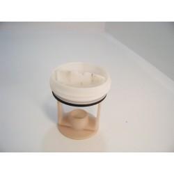 C00045027 ARISTON INDESIT n°27 Filtre de vidange pour lave linge
