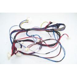 WIXE12FR INDESIT N°22 Câblage filerie complet pour lave linge