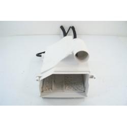 481241868437 WHIRLPOOL AWO/D7452 N°210 Support boîte à produit pour lave linge