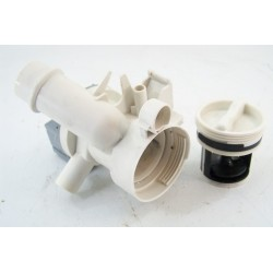 49007894 CANDY GOW464 n°123 Pompe de vidange pour lave linge