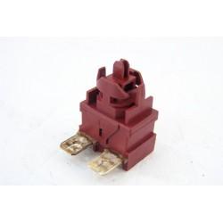 C00140607 INDESIT IDL557FR.2 n°128 Interrupteur unipolaire on/off pour lave vaisselle