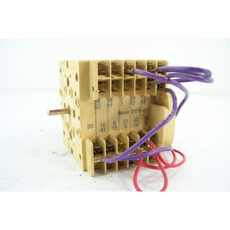 51x8506 vedette ls1001bb n 236 programmateur pour lave linge - Programmateur lave linge brandt ...