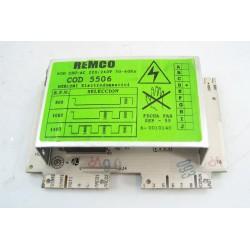C00049373 ARISTON LB12TX n°237 Module de puissance Hors Service pour lave linge