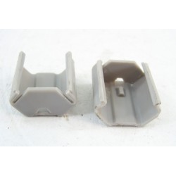 32X2825 FAGOR BRANDT n°50 Butée de rail supérieur pour lave vaisselle