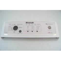 57X3265 BRANDT ETE6710F N°52 Bandeau pour sèche linge