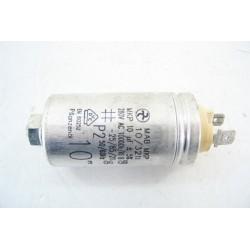 00167235 BOSCH SGI55M02EU/52 N°78 Condensateur 10µF pour lave vaisselle
