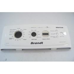52X5991 BRANDT MAXI1469F/01 N°248 Bandeau pour lave linge