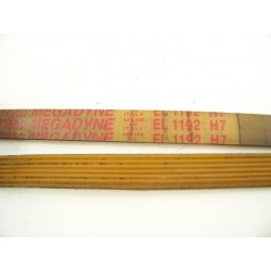 EL 1192 H7 courroie megadyne pour lave linge