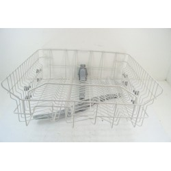 C00257372 INDESIT ARISTON n°28 panier supérieur de lave vaisselle