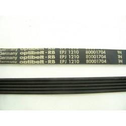 EPJ 1210 OPTIBELT courroie pour lave linge